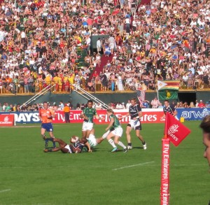 Rugby Sevens – 4 Holidays in One!
