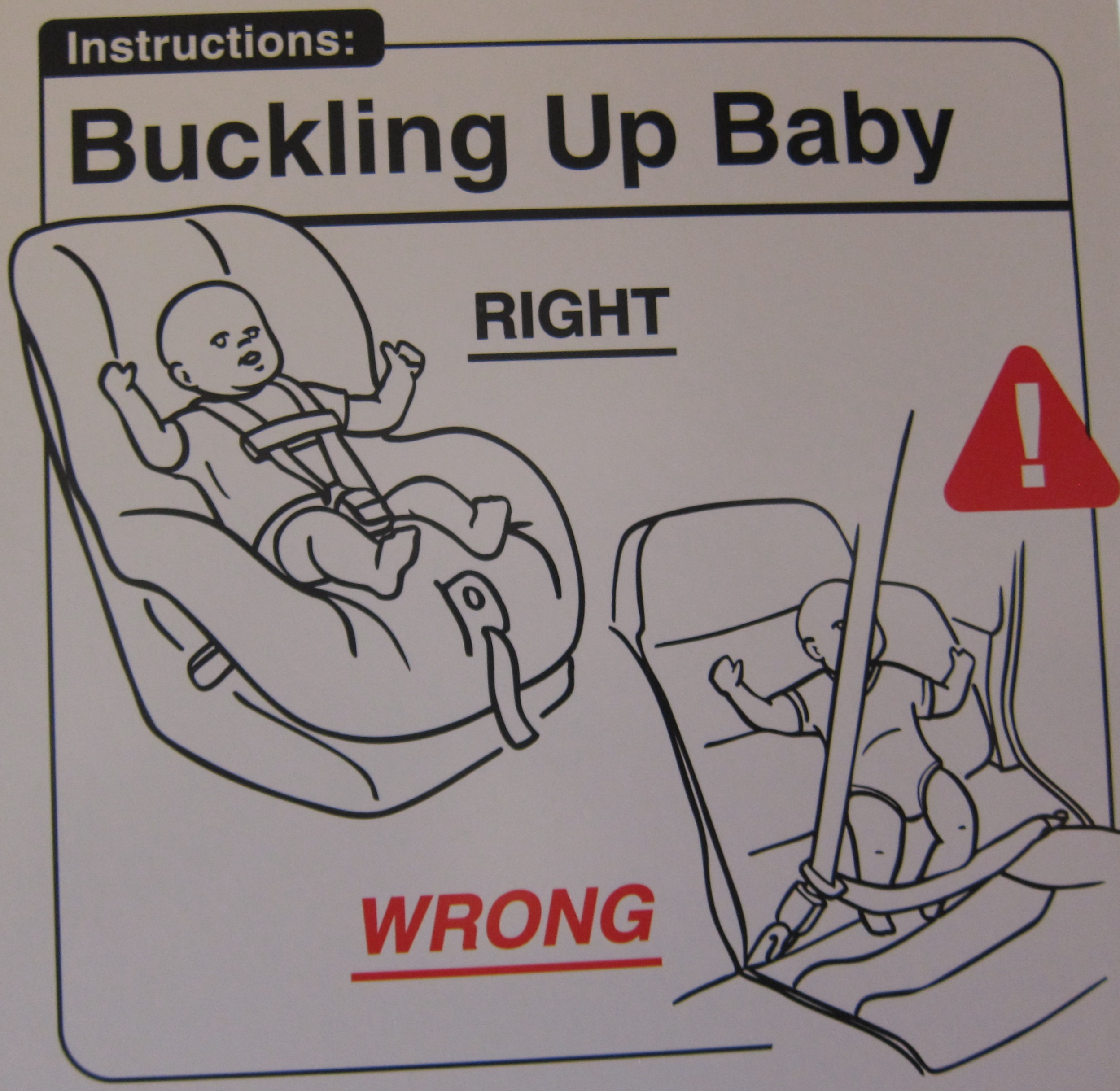 Parenting Tip of the Week 19 – Buckle Up Baby!