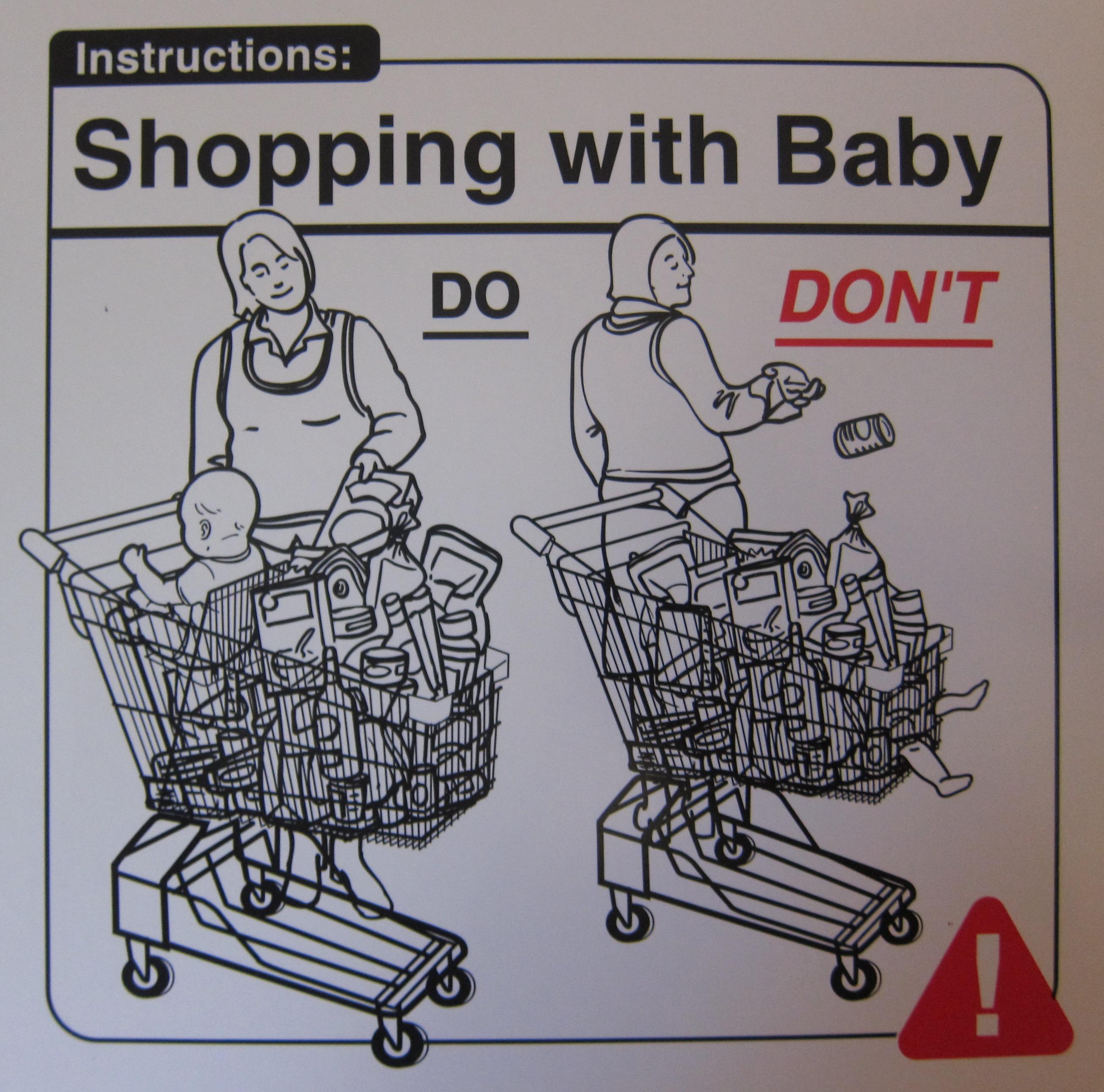 Parenting Tip of the Week 21 – Shop Safely