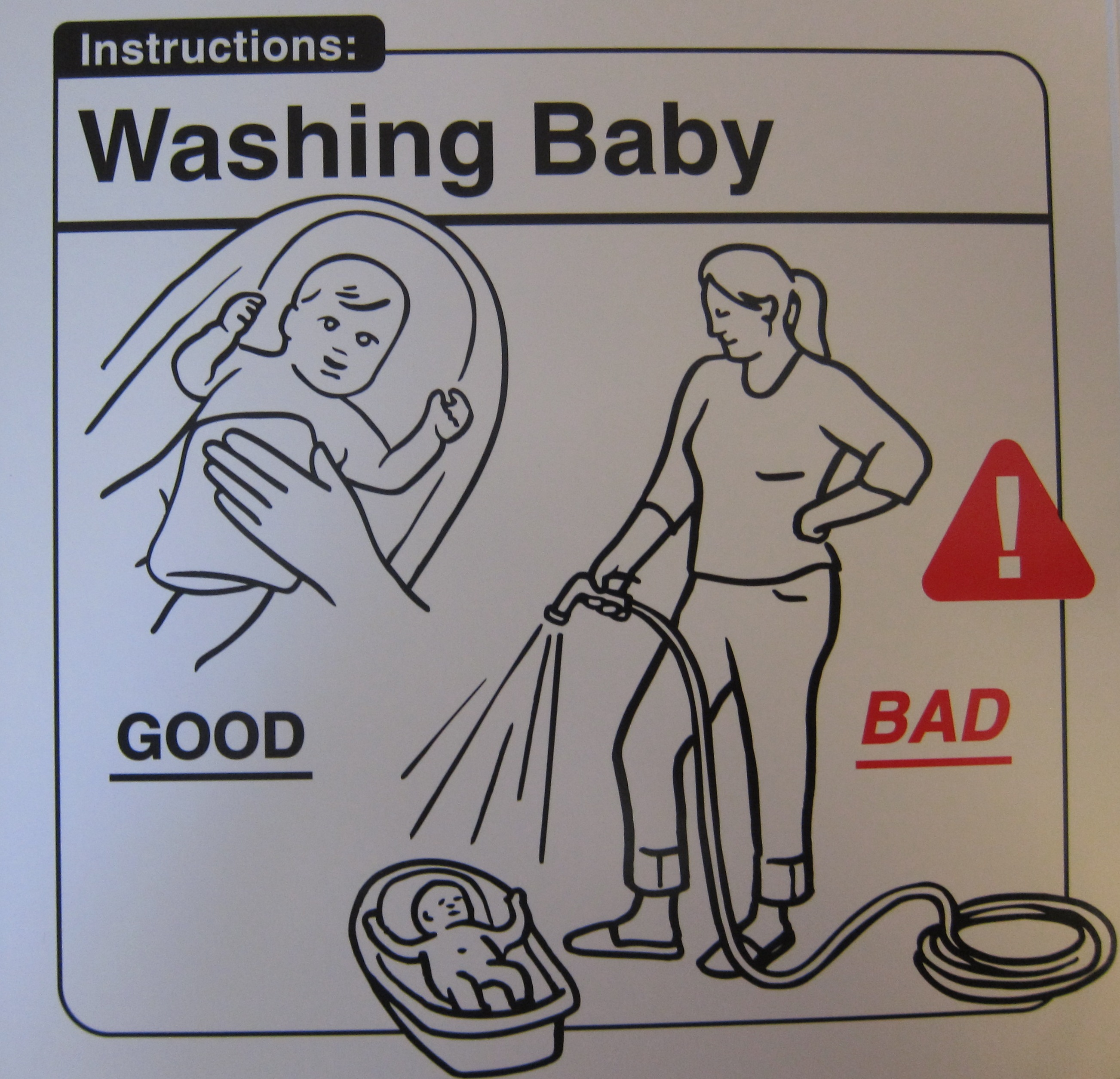 Parenting Tip of the Week 29 – Rub a Dub Safely