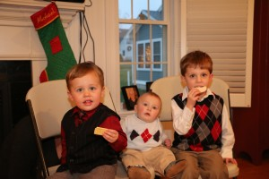 Christmas in CT – Part 1