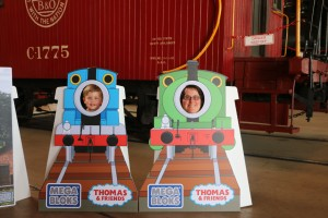 Sodor Comes to Baltimore on Mother's Day