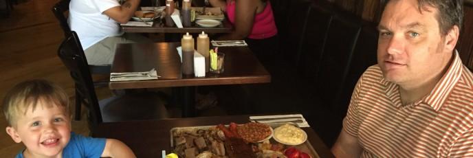 BBQ feast!
