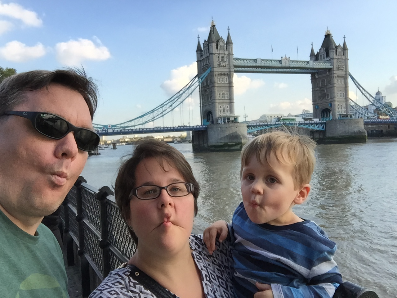 Adventures Along the Thames