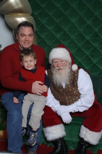 Santa, Baby!