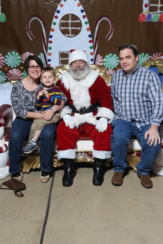 Breakfast with Trains and Santa