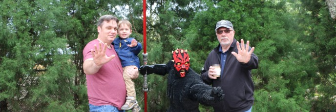One with Darth Maul