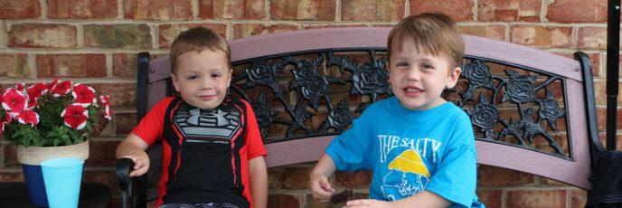 Cute preschoolers!