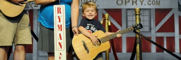 The original Grand Ole Opry