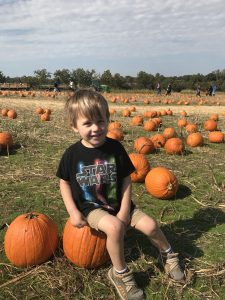 Pumpkin Pickin' 2K16