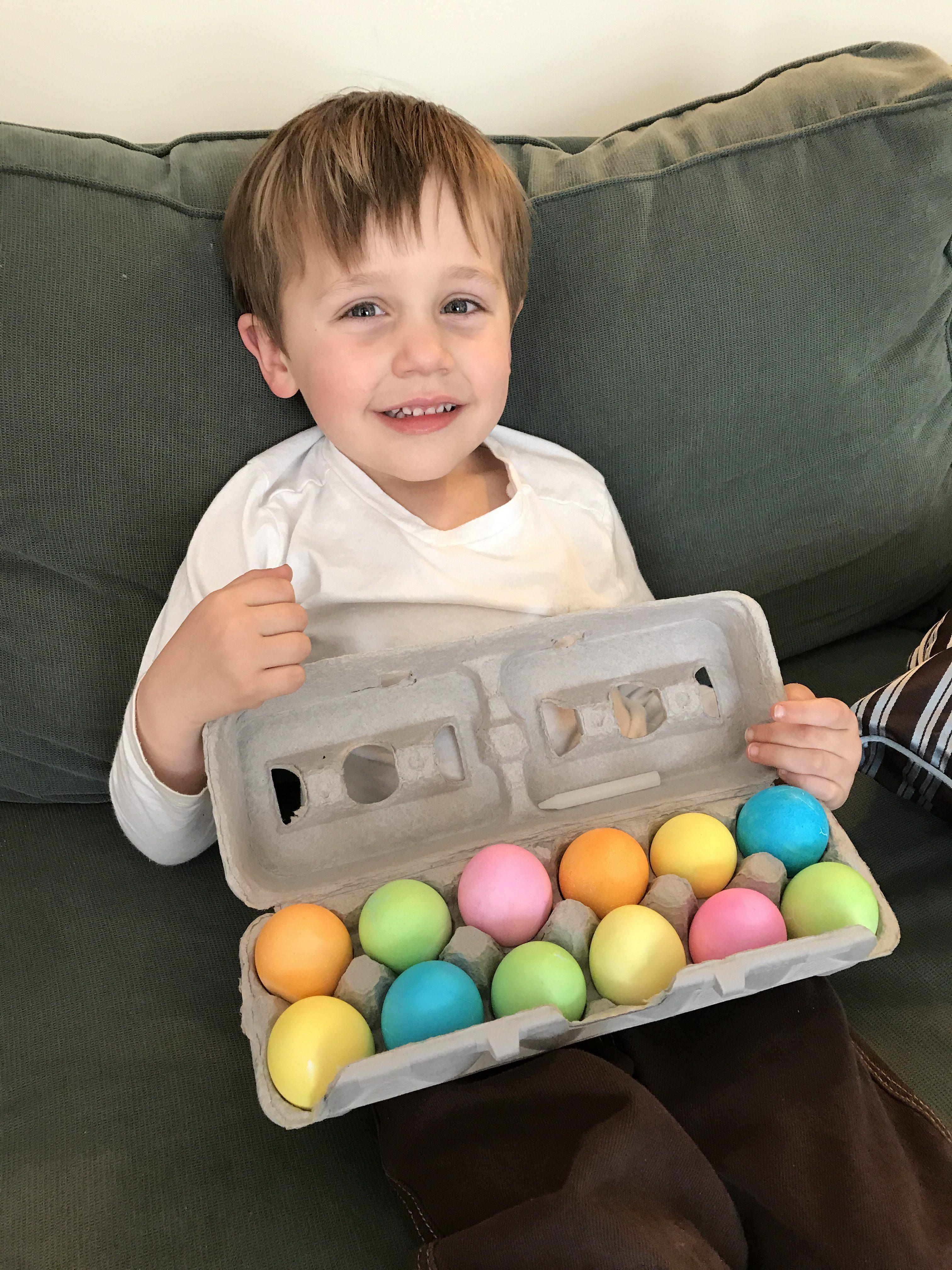 Eggsellent Easter Prep