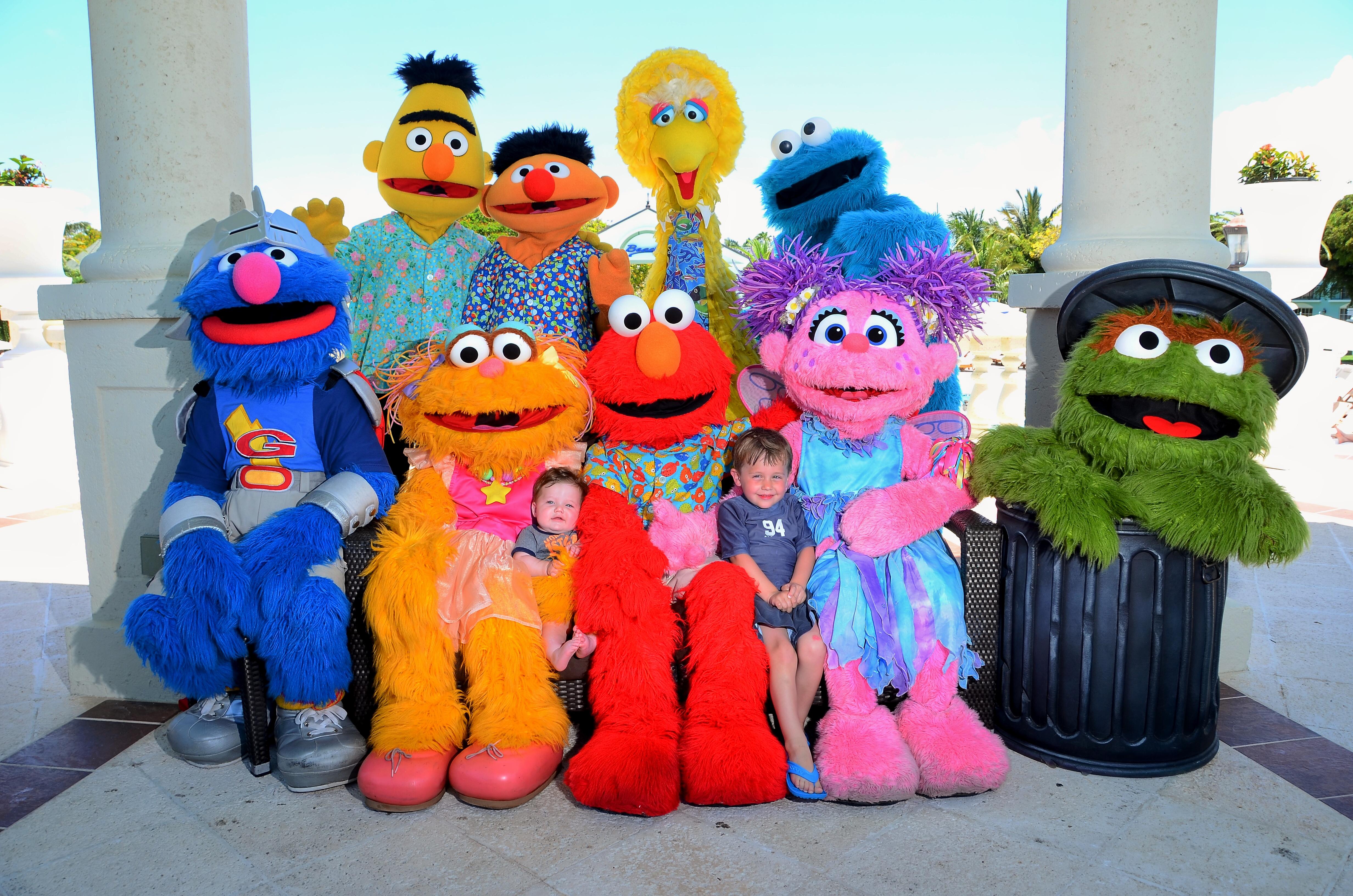 Trip to Sesame Street