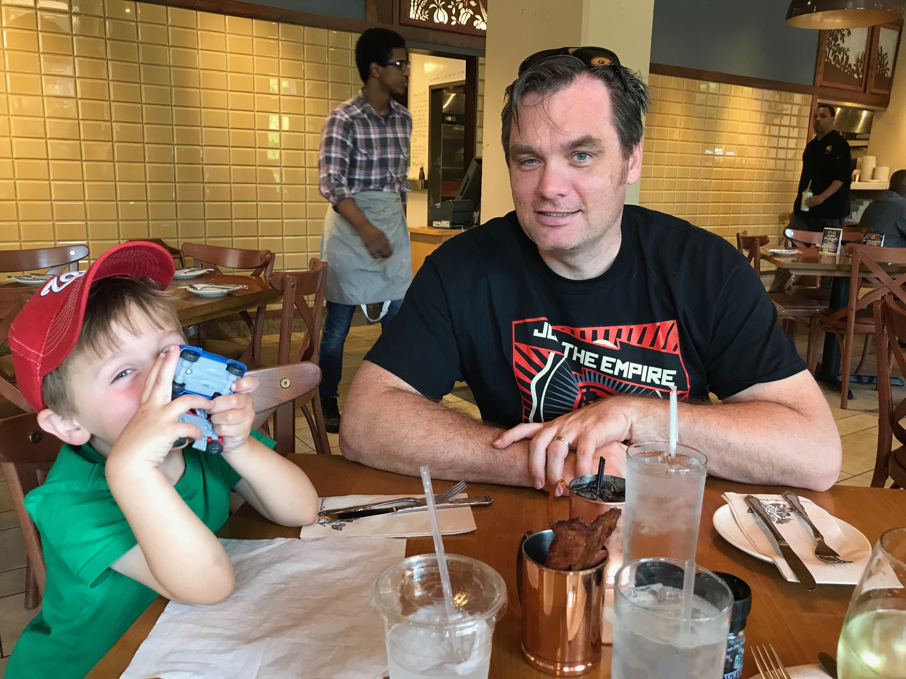 Father's Day – Party of Four