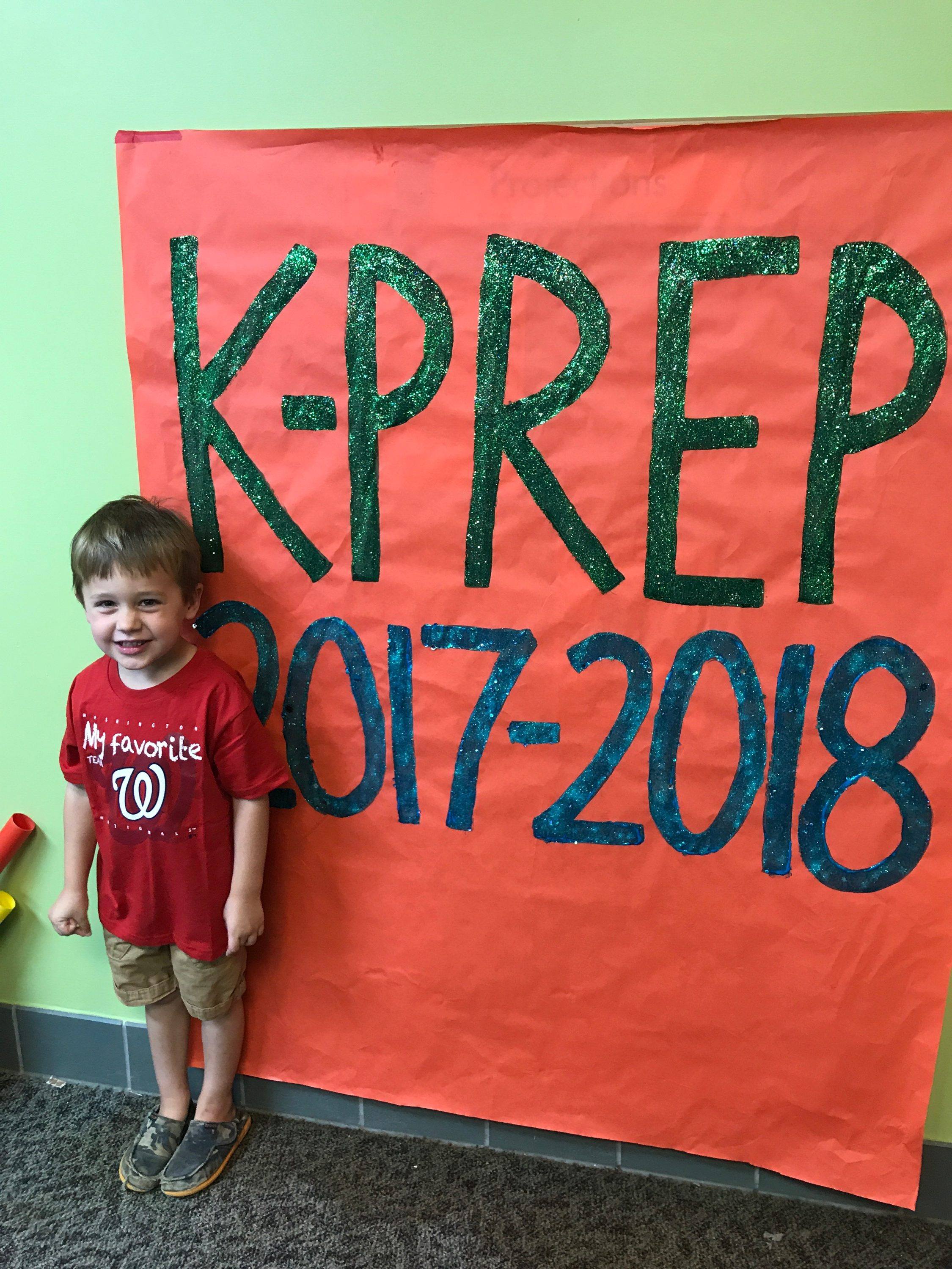 Home Stretch of K-Prep