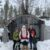 """Visiting Santa at the """"North Pole"""""""